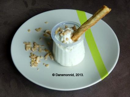 Recette espuma de concombre