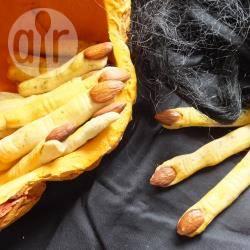 Recette doigts de sorcière au romarin – toutes les recettes allrecipes