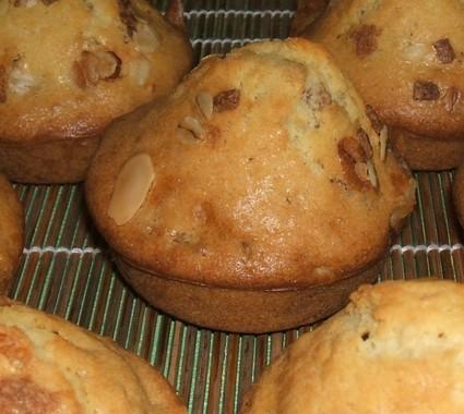 Recette de muffins au muesli