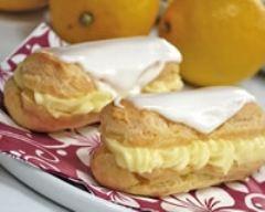 Recette eclairs au citron
