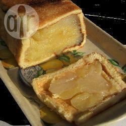 Recette bûche aux pommes – toutes les recettes allrecipes
