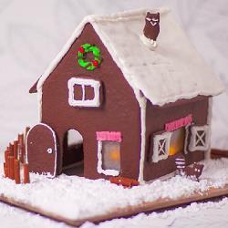 Recette comment faire une maison en pain d'épices – toutes les ...