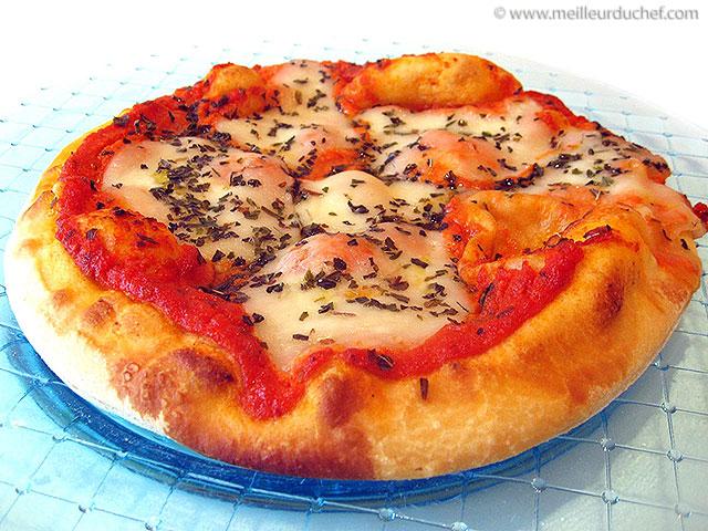 Pizzas  les recettes  la pizza italienne  meilleurduchef.com