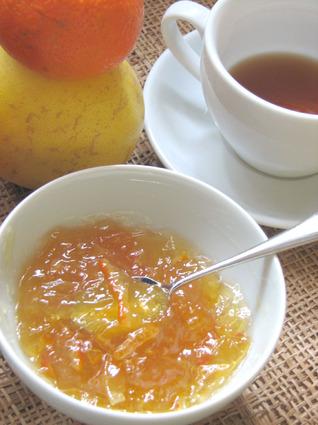 Recette de marmelade d'agrumes