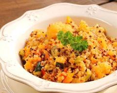 Recette risotto de quinoa