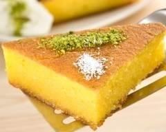 Recette gâteau de semoule façon grand-mère