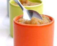 Recette compote de pommes de charlotte