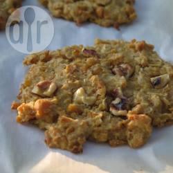 Recette galettes de pois chiches aux noix – toutes les recettes ...