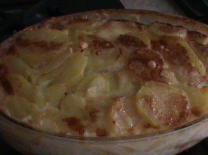 Cr pes tartiflette recette - Tartiflette cuisine az ...