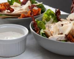 Recette salade caesar