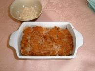 Recette de pain de poisson et sa crème chaude