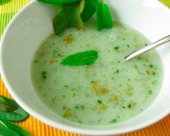 Recette soupe à l'oseille