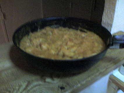 Recette de soupe de crevettes (bobo de camarão)