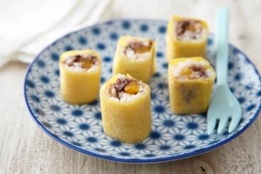 Recette de maki au nutella facile et rapide