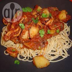 Recette poulpe en sauce tomate – toutes les recettes allrecipes