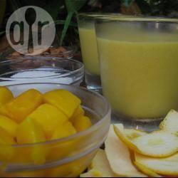 Recette smoothie mangue coco – toutes les recettes allrecipes