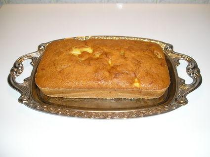 Recette de cake des îles au lait de coco