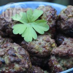 Recette boulettes de viande façon moyen
