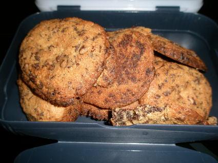 Recette de cookies maison à la poudre d'amandes