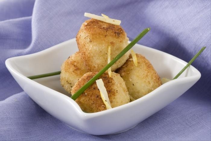Recette de croquettes de pommes de terre facile et rapide
