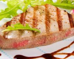 Recette filet de thon aux petits légumes