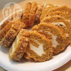 Recette biscuit roulé au potiron – toutes les recettes allrecipes