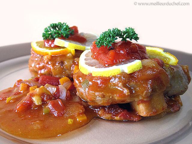 Osso buco  recette de cuisine illustrée  meilleurduchef.com