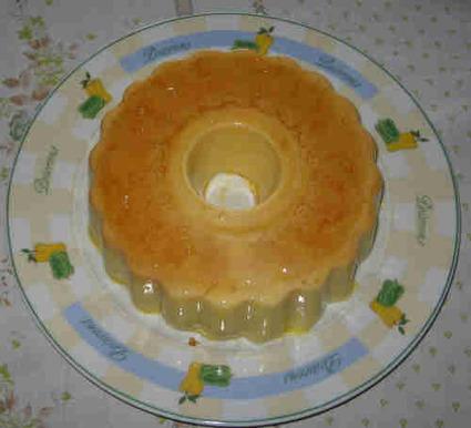 Pudding portugais