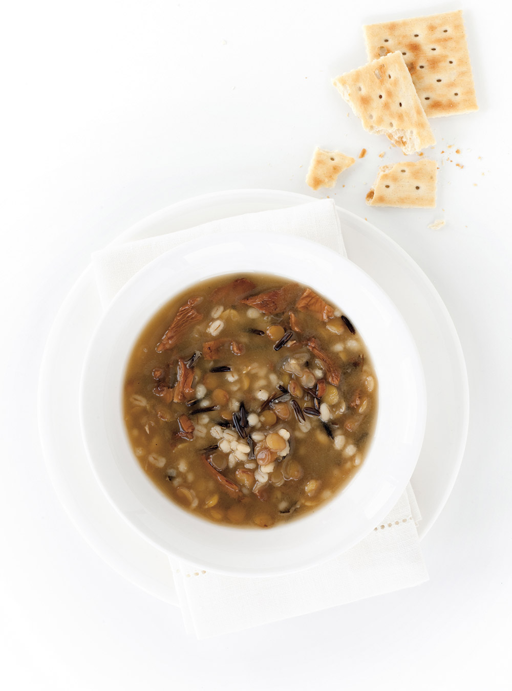 Pot de soupe à offrir | ricardo