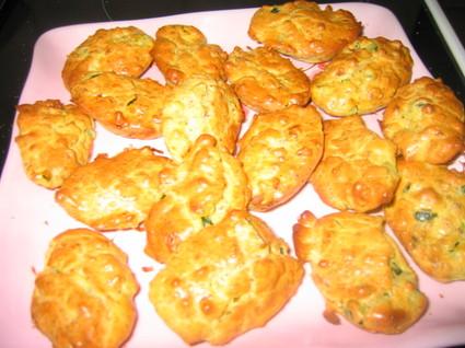 Recette de madeleines chèvre courgettes et pistaches