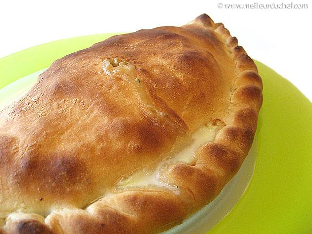 Calzone  recette de cuisine  meilleurduchef.com