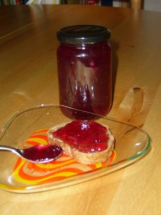 Recette de gelée de raisins muscats