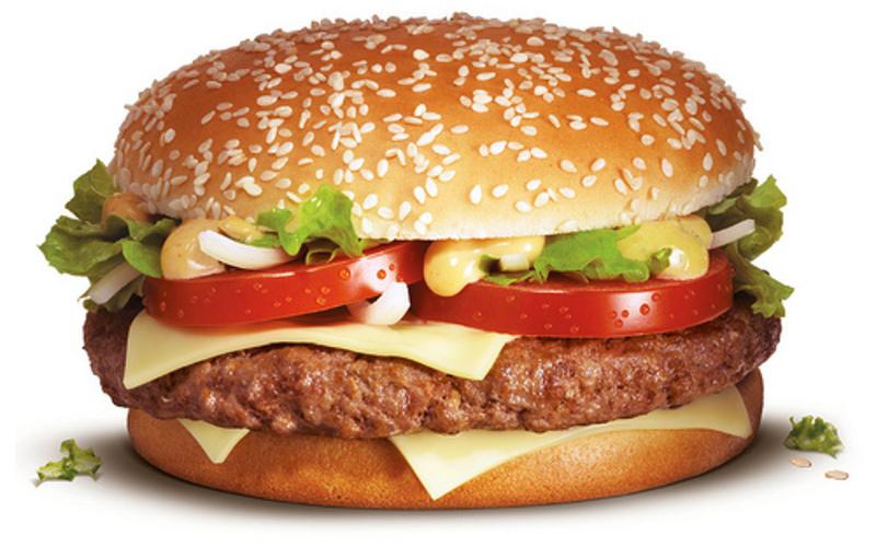 Recette big tasty (ou gd chigago) macdo maison économique et ...