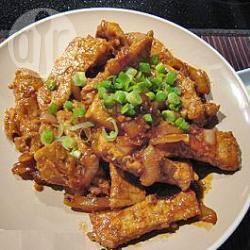 Recette cotes de porc chinoises – toutes les recettes allrecipes