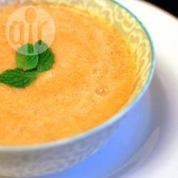 Recette soupe froide au melon – toutes les recettes allrecipes