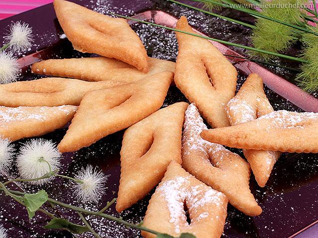 Merveilles  la recette illustrée  meilleurduchef.com