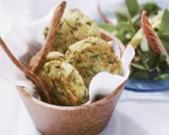 Recette rosti de courgettes et pommes de terre