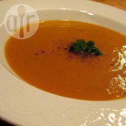 Recette velouté de potiron au boursin – toutes les recettes allrecipes