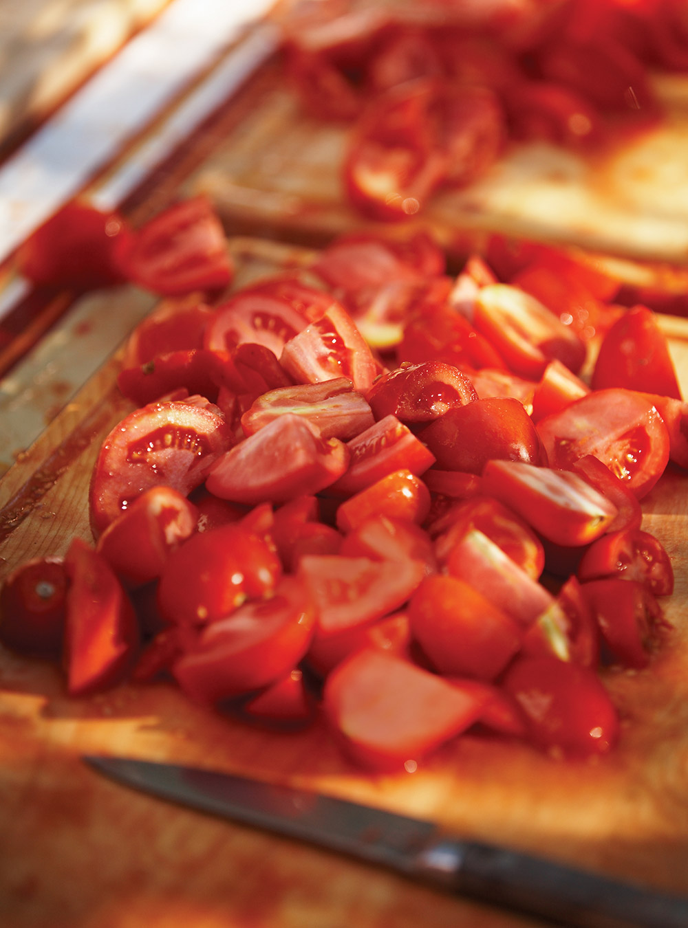 Sauce tomate avec tomates fraîches sans machine | ricardo