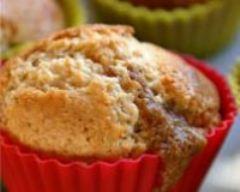 Recette muffins aux amandes et spéculoos
