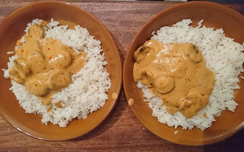 Recette riz au chorizo économique et facile > cuisine étudiant