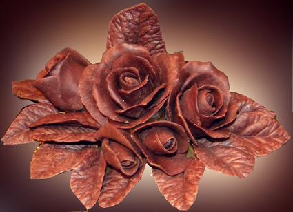 Recette de pâte à modeler au chocolat
