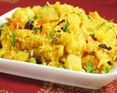 Recette riz à l'indienne