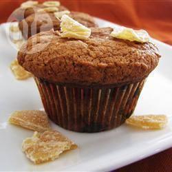 Recette cupcakes au potiron et au gingembre – toutes les recettes ...