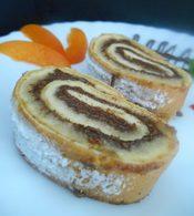 Recette du gâteau roulé au nutella