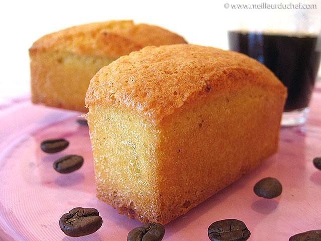 Mini-cake au citron  fiche recette avec photos  meilleurduchef.com