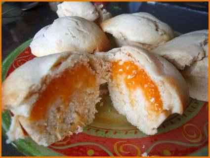 Recette de muffins super fondants à l'abricot
