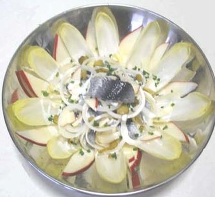 Recette de salade de la baltique