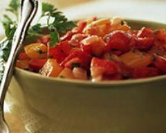 Recette marinades de légumes du soleil
