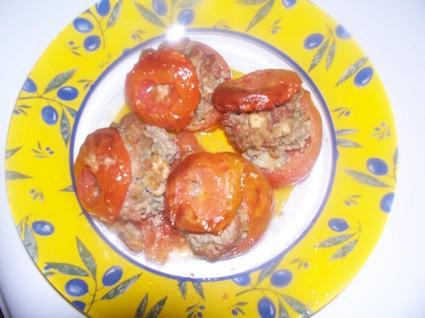 Recette de tomates farcies à la provençale